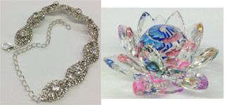 Bracelets and Figurines